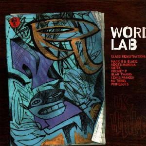 Word Lab - UK Hip Hop - 2LP