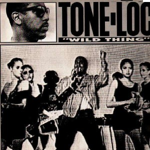 Tone-Loc - Wild thing / Loc'ed after dark - 12''