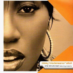 Missy Elliott - One minute man - 12''