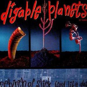 Digable Planets - Rebirth of Slick ( Cool Like Dat ) - US ORG 12''