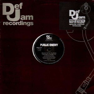 Public Enemy - Welcome to the Terrordome / Shut'em Down - 12''
