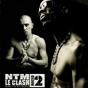 NTM - NTM le clash round 2 - BOSS vs IV My People - 2LP