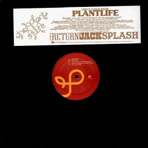 Plantlife - The Return Of Jack Splash - 2LP