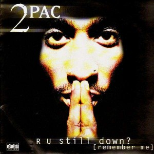 2Pac - Ru still down remember me - 3LP