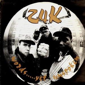 24 K - Words ..... yet unspoken - LP