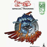 Back 2 the beat - Special training volume 3 - LP