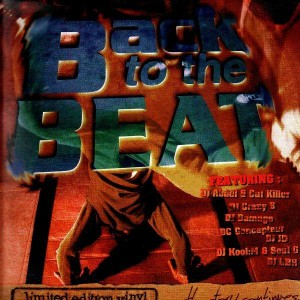 Back to the beat volume 2 - LP