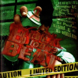 Back to the beat volume 3 - LP