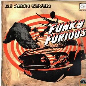 Dj Aeon Seven - Funky furious - LP
