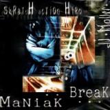 Dj Mouss - Maniak breaks - LP