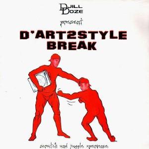 Djill & Doze - D'art2style Break - LP