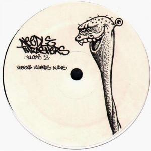 Q-Bert - Needle Thrashers volume 2 - LP