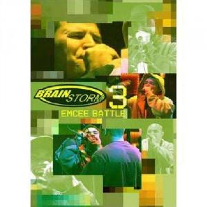 Brainstorm 3 - Emcee Battle - DVD