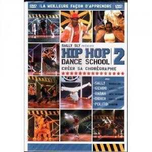 Hip Hop Dance School volume 2 - Créer sa chorégraphie - DVD