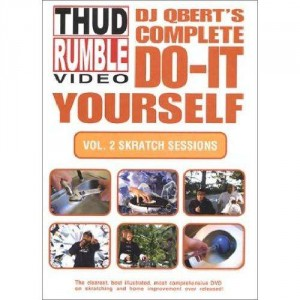 Q-Bert - Do-It Yourself - Volume 2 Skratch sessions - DVD