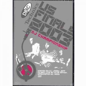 DMC US Final 2003 - DVD