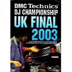 DMC UK Final 2003 - DVD