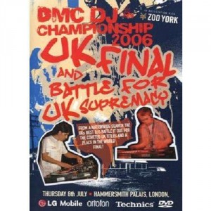 DMC UK Final 2006 - DVD