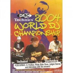 DMC World DJ Championship 2004 - DVD