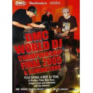 DMC World DJ Championship 2005 - DVD