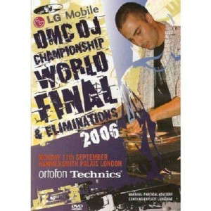 DMC World DJ Championship 2006 - DVD