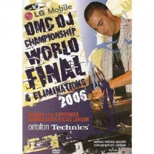 DMC World DJ Championship 2006 - DVD