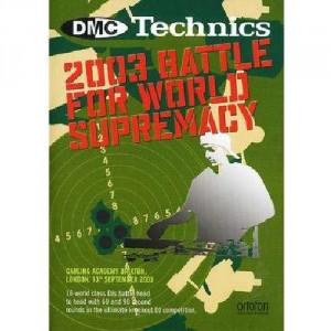 DMC Battle For World Supremacy 2003 - DVD