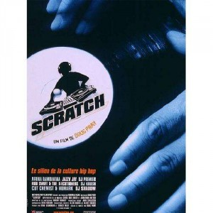 Scratch - Doug Pray's movie - DVD