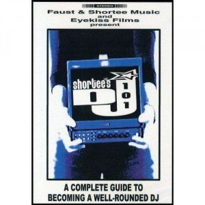 Dj Shortee - Shortee's Dj 101 - DVD
