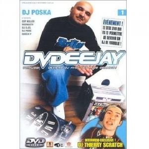 Dj Poska - Dvdeejay - DVD