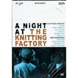D-Styles - A night at the knitting factory - DVD