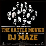 DJ Maze - The battle movie - LP