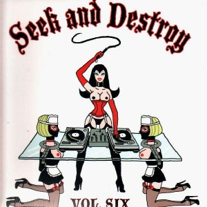 D-Styles - Seek & Destroy vol.6 - LP