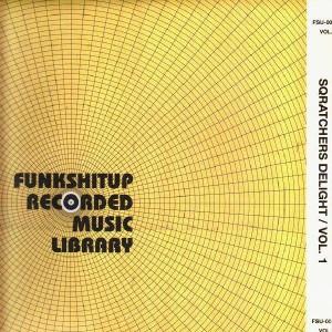 D-Styles & Mr. Henshaw - Sqratchers Delight vol.1 - LP