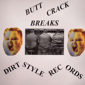 DJ Flare - Buttcrack Breaks - LP