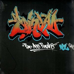 Dj Spinbad - Bad Ass Breaks - LP