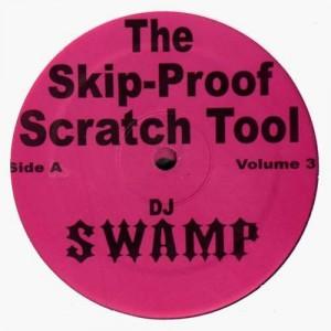 DJ Swamp - The skip-proof scratch tool volume 3 - 2LP