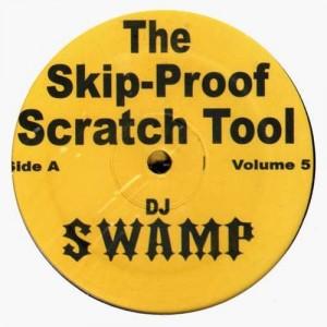 DJ Swamp - The skip-proof scratch tool volume 5 - 2LP