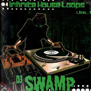 DJ Swamp - Infinite House Loops vol.1 - 2LP