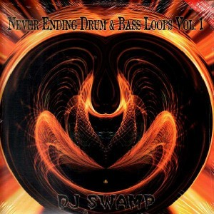 DJ Swamp - Never Ending Drum & Bass Loops vol.1 - 2LP