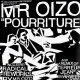 Mr.Oizo - Pourriture EP - 12''