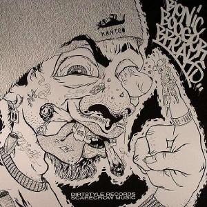 Q-Bert - Bionic Booger Breaks - LP
