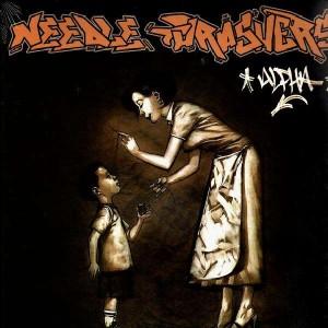 Q-Bert - Needle Thrashers Alpha - LP