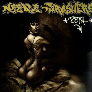 Q-Bert - Needle Thrashers Beta - LP