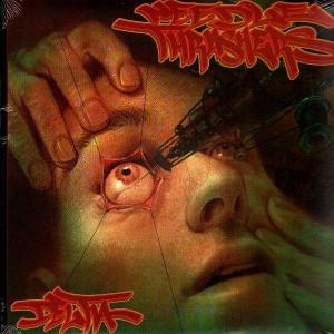 Q-Bert - Needle Thrashers Delta - LP