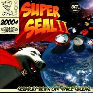 Q-Bert - Superseal II - LP