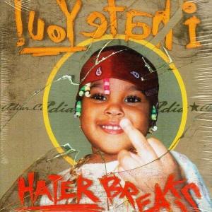 Adiar Cor - Hater Breaks - LP