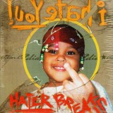 Adiar Cor - Hater Breaks - LP