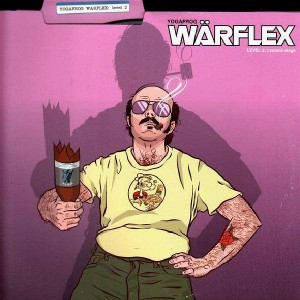 Yogafrog - Warflex Level 2 - LP