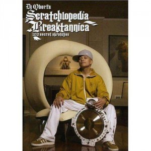 Q-Bert - Scratchlopedia Breaktannica - 100 secret skratches - DVD